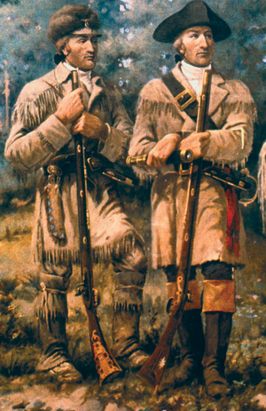Lewis & Clark Based On