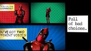 Deadpool Comic Book