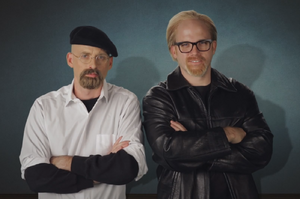 The Mythbusters S4 Trailer