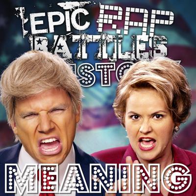Donald Trump vs Hillary Clinton Meanings