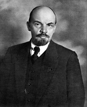 Vladimir Lenin Based On