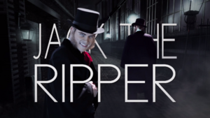 Jack the Ripper Title Card