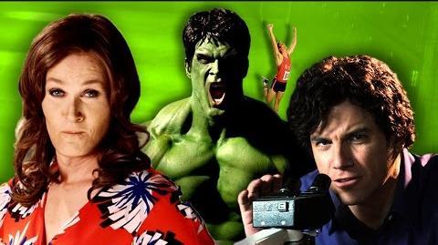 Bruce Banner vs Bruce Jenner