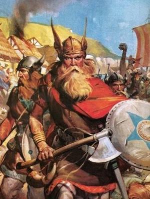 Vikings Based On
