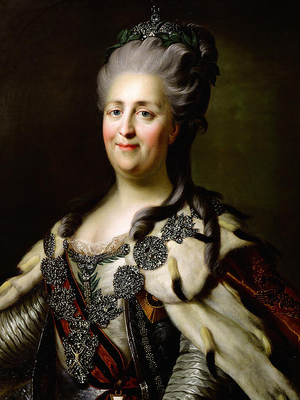 Catherine the Great Based On