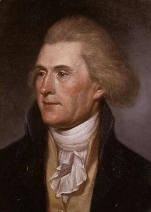 Thomas Jefferson Based On