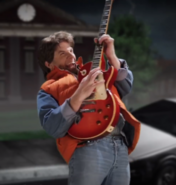 Marty McFly Guitar Solo 1