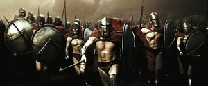 Spartans Based On