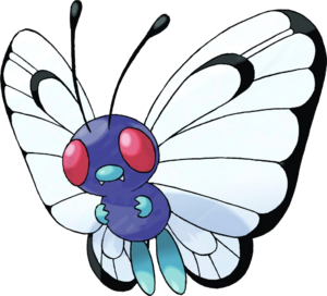 Butterfree Based On