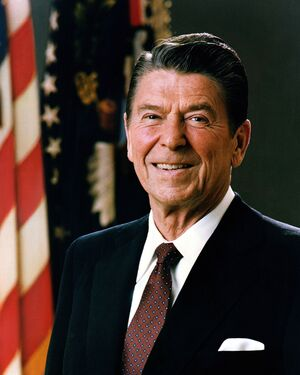 Ronald Reagan Based On