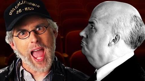 Steven Spielberg vs Alfred Hitchcock. Epic Rap Battles of History Season 4