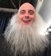 Nice Peter turning into Charles Darwin