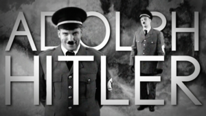 Adolf Hitler Title Card 1