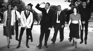 Civil Rights March Extras Cameo