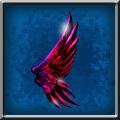 Material glorius wing