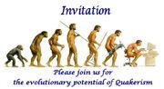 Evolution invite