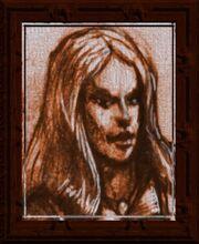 Linen Portrait (Visible)