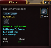 Orb of Crystal Bolts