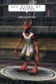 Afflicted Di'Zok