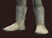 Boundless Naturewalker's Leather Boots (Equipped)