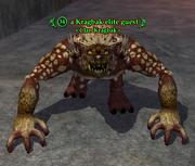 A Kragbak elite guest