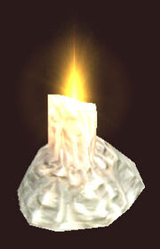 Melting-candle