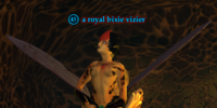 A royal bixie vizier