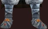 Vesspyr Warrior's Iron Sabatons (Equipped)