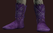 Indigo Boots of the Far Seas Traders (Equipped)