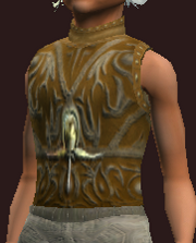 Plain Vest of the Far Seas Traders (Equipped)
