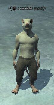 A roekillik guard