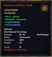 Hammer of Divine Truth