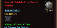 Round Shield of the Beetle Herder