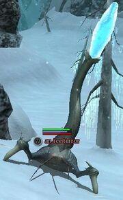 An ice terror