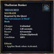 Thullosian Bonker