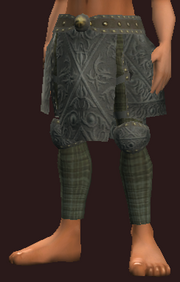 Grey Leggings of the Far Seas Traders (Equipped)