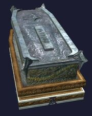 Trophy Mayongs Coffin (visible)