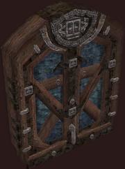Pickclaw Heavy Door (Placed)