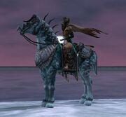 Stalwart Snow Stallion