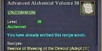 Advanced Alchemist Volume 38
