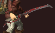 Razor Sharp Bloodiron Sword (Equipped)