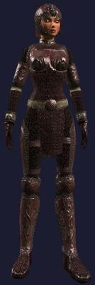Harmonious Blood Mail (Armor Set) (Visible, Female)
