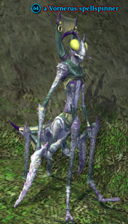 A Vornerus spellspinner
