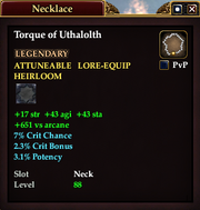 Torque of Uthalolth