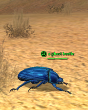A ghast beetle (Commonlands)