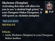 Skeleton (Templar)