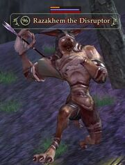 Razakhem the Disruptor