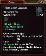 Thief's Chain Leggings