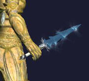 Dagger of Runic Ice (Equipped)