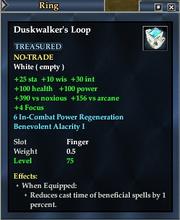 Duskwalker's Loop